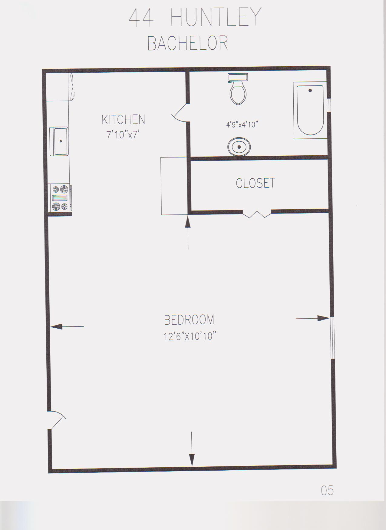 44 huntley street mercedes homes inc for Bach floor plans