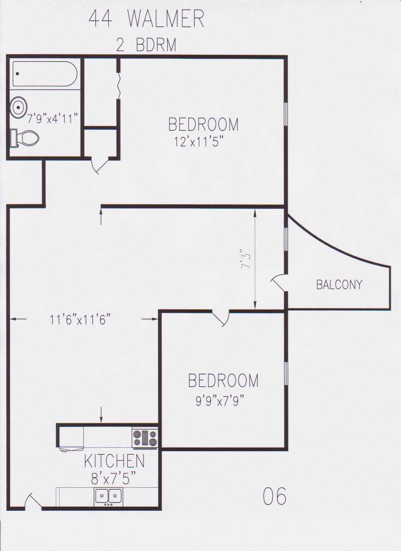 44 Walmer Road 171 Mercedes Homes Inc