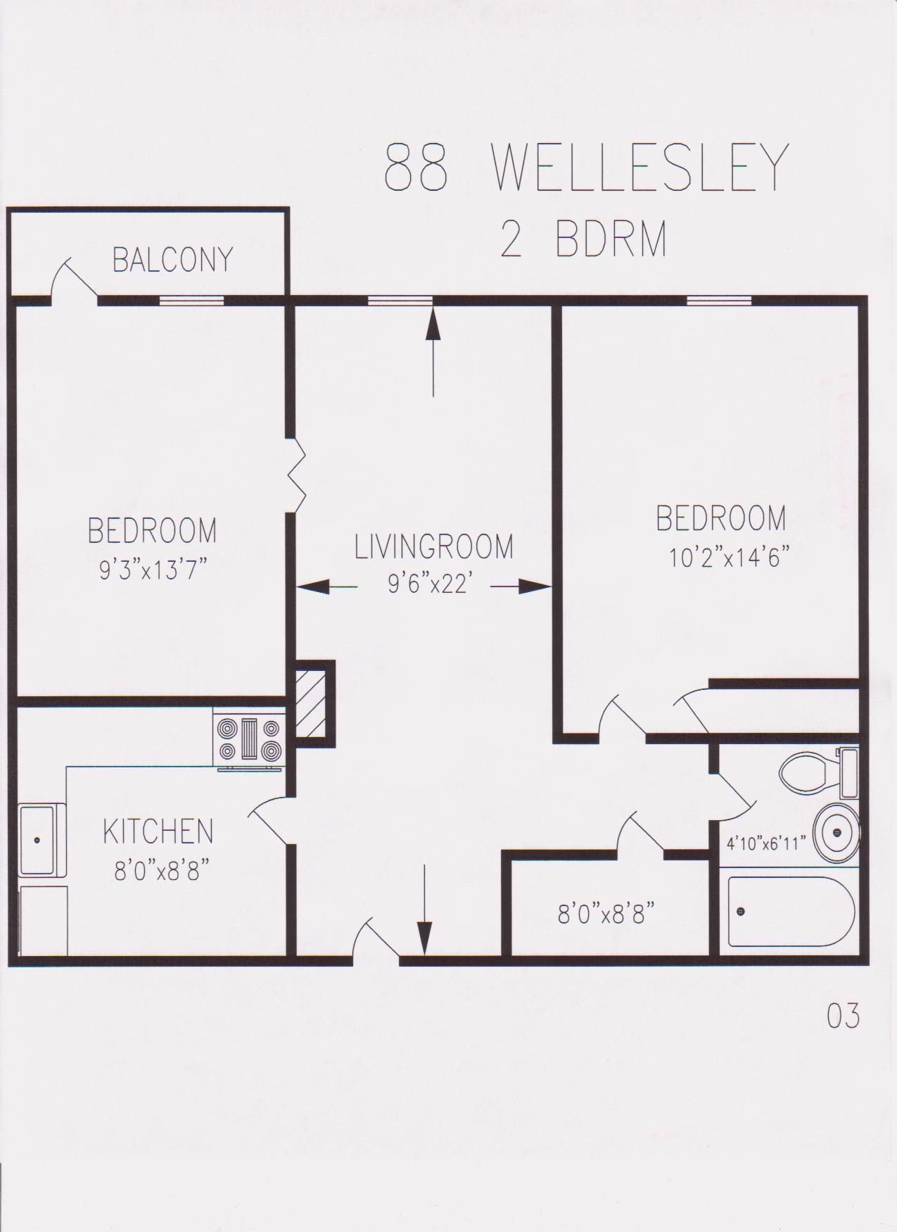 88 wellesley st east mercedes homes inc - 2 bedroom apartments in las vegas under 700 ...